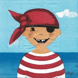 ENF061 THE PIRATE BOY