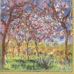 NAT213 PRINTEMPS A GIVERNY DE MONET